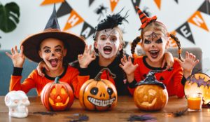 Halloween Saftey Tips